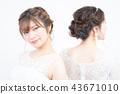 新娘 婚礼 新娘图 43671010