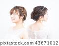 新娘 婚礼 新娘图 43671012