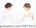 新娘 婚礼 新娘图 43671013