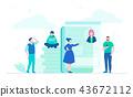 design, illustration, work 43672112