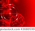 Abstract  radar target shooting range concept 43680599