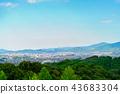 mountain, residential area, cityscape 43683304