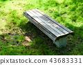 park, parks, bench 43683331