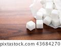 설탕, 슈가, 백색 43684270