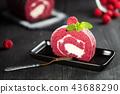 树莓 覆盆子 薄荷 43688290