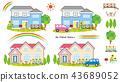 独立式住宅 房屋 房子 43689052