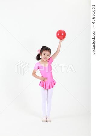 藝術體操 43691651