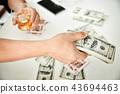 Gambling concept. 43694463
