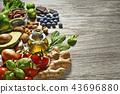 Healthy food 43696880