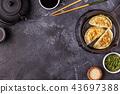 筷子 饺子 烧卖 43697388