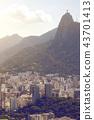 Rio aerial view 43701413