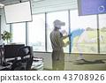 Using, Window, Business 43708926