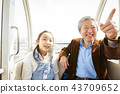 祖父 孙子 孙女 43709652