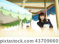 高中女生 娱乐 主题公园 43709660