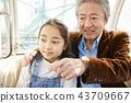 祖父 孙子 孙女 43709667
