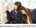 朋友 伙伴 高中女生 43709760