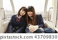 朋友 伙伴 高中女生 43709830