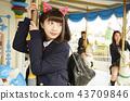 朋友 伙伴 高中女生 43709846