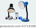 LED lamps replace the old lamps. 43719388