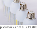 Series of new generation LED lamps. 43719389