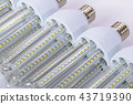 Series of new generation LED lamps. 43719390
