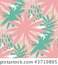 exotic graphic pattern 43719865