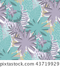 exotic graphic pattern 43719929