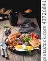 Full English breakfast 43720841