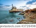 ship sea shipwreck 43726498