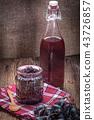 Dark grape jam 43726857