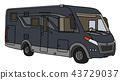 The dark motor home 43729037