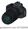 The digital photographic camera 43729048