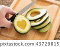 鳄梨 食物 食品 43729815