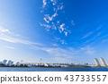 東京灣地區的風景 43733557