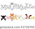 vector vectors animal 43736765