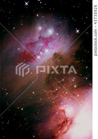 Running man nebula 43738926