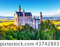 Neuschwanstein Castle, Bavaria, Germany 43742893
