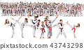 uniform, kids, people 43743298