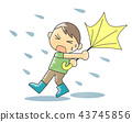 younger, rainstorm, storm 43745856