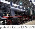 Steam Locomotive detail 43746028