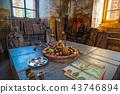 Shiva Lingam temple interior 43746894