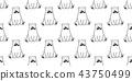 곰, 무늬, 패턴 43750499