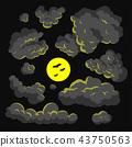 背景 云彩 云 43750563