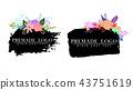 vector floral flower 43751619