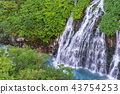 Shirabeki瀑布夏天 43754253