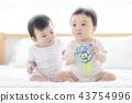 寶貝 嬰兒 小孩 43754996