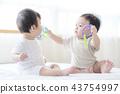 寶貝 嬰兒 小孩 43754997