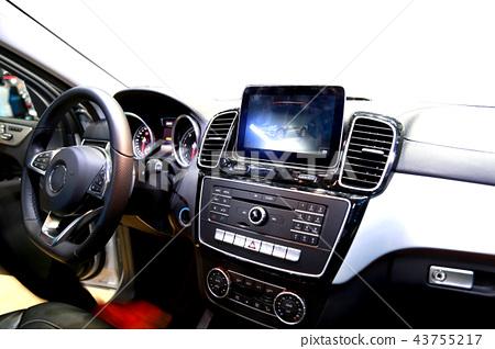 Car driver's seat 43755217
