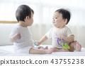 寶貝 嬰兒 小孩 43755238