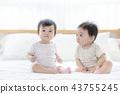寶貝 嬰兒 小孩 43755245